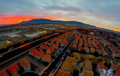 Albuquerque Sunrise